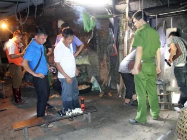 Tung hàng trăm trinh sát truy tìm nghi can thảm sát 4 người