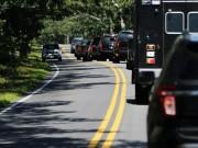Thế giới - Obama đi chơi gôn, cả đoàn chục chiếc xe hộ tống