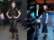 Ca nhạc - MTV - Thu Minh diện lại váy cũ làm giám khảo Vietnam Idol