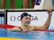 Olympic 2016 - Tin nóng Olympic ngày 7: Ledecky đoạt Vàng, phá 2 kỷ lục