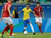 Brazil - Colombia: Điệu Samba trở lại