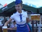 Thế giới - Ngạc nhiên với lễ hội bia ở Triều Tiên