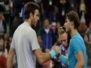 """Thể thao - Chi tiết Nadal – Del Potro: """"Đấu súng"""" nghẹt thở (KT)"""