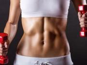 Làm đẹp - Săn chắc toàn bộ cơ thể với 15 phút tập tạ mỗi ngày