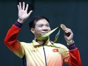 Olympic 2016 - Vinh quang rời Olympic, Hoàng Xuân Vinh lên đường về nước