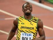 Thể thao - Usain Bolt chạy vòng loại 100m trên 10 giây