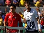 Olympic 2016 - Murray - Nishikori: Tiến sát đến thiên đường (BK Olympic)