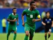Bóng đá - Nigeria - Đan Mạch: Ngôi sao Chelsea rực sáng