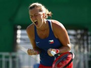 Olympic 2016 - Tennis Olympic ngày 8: Kvitova giành HCĐ đơn nữ
