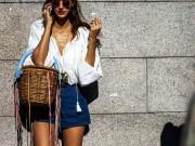 Thời trang - 3 kiểu quần short mọi cô nàng cần có hè này