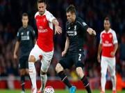 Bóng đá - Arsenal - Liverpool: Trận chiến lớn đầu tiên