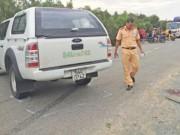 Tin tức trong ngày - Phóng nhanh, tài xế tông chết bé gái băng qua đường