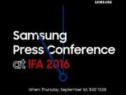 Thời trang Hi-tech - Samsung sẽ trình làng Gear S3, Gear S3 Classic tại IFA 2016