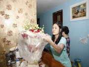 Thể thao - Gia đình Hoàng Xuân Vinh rộn ràng chờ 'người hùng' Olympic