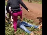 Tin tức trong ngày - Điều tra nhóm người trong clip đánh ghen gây xôn xao