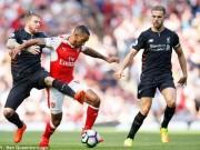 Bóng đá - Chi tiết Arsenal - Liverpool: Kịch tính đến phút cuối (KT)