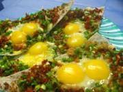 Ẩm thực - Bánh tráng kẹp, món ăn đường phố hấp dẫn nhất Đà Nẵng