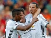 Bóng đá - MU đại thắng, Mourinho không tin Ibra 34 tuổi