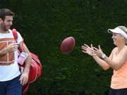 Thể thao - Tin thể thao HOT 15/8: Wozniacki phủ nhận hẹn hò Del Potro
