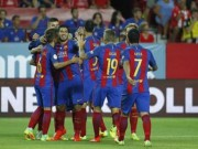 Bóng đá - Chi tiết Sevilla - Barca: Phối hợp hoàn hảo (KT)