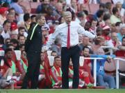 Bóng đá - Arsenal thua: Wenger đổ tại Euro, lo lắng tương lai