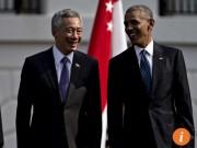 Quan hệ TQ-Singapore xấu đi vì Biển Đông dậy sóng