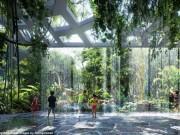 Du lịch - Khách sạn đầu tiên thế giới sở hữu cả một khu rừng