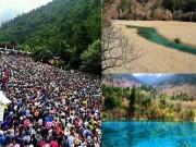 Du lịch - Đến Cửu Trại Câu để biết đó có thật là thiên đường