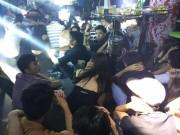 An ninh Xã hội - Bộ Công an đột kích bar Diamond Club ở Quảng Nam
