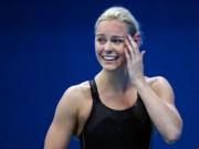 Thể thao - Cô gái suýt bỏ bơi lội vì lùn giành HCV lịch sử