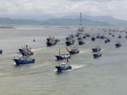 Thế giới - TQ thừa nhận không còn cá ở ven biển để đánh bắt