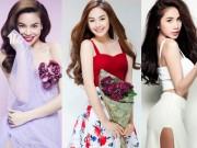 Thời trang - Thử ngay 8 kiểu tóc khiến mỹ nhân Vbiz phát cuồng