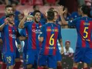 Bóng đá - Barca thắng Sevilla: Sức mạnh chiều sâu đội hình