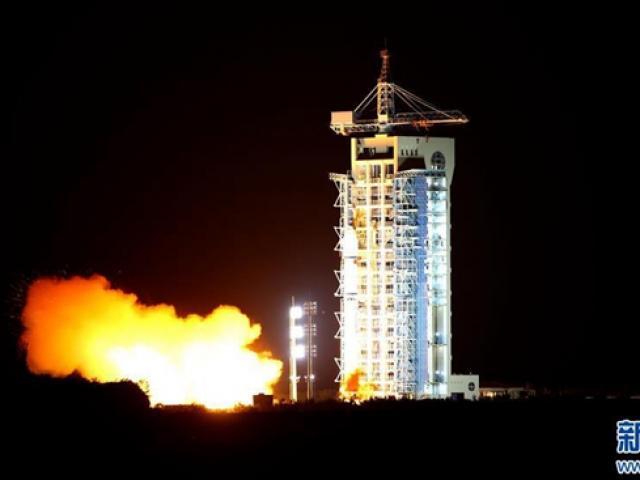 Trung Quốc phóng vệ tinh lượng tử đầu tiên trên thế giới