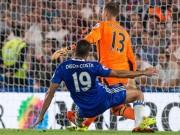 Bóng đá - Chelsea: Thoát thẻ đỏ, Diego Costa thành cứu tinh