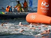 Olympic 2016 - Kình ngư bị tước HCB vì... dúi đối thủ xuống nước