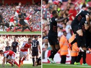 Bóng đá - Hạ Arsenal 4-3, Liverpool bị dự đoán sẽ xuống hạng