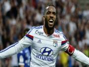 """Bóng đá - NÓNG: """"Sát thủ"""" Lyon mời gọi Arsenal đổ """"tiền tấn"""""""