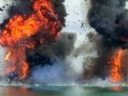 Thế giới - Nhân quốc khánh, Indonesia đánh chìm 71 tàu cá nước ngoài