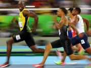 """Thể thao - Tin nóng Olympic ngày 11: Bolt """"đi dạo"""" qua vòng loại 200m"""