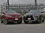 Nên chọn mua 2016 Lexus RX 350 hay 2016 Lincoln MKX?