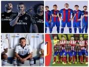 Bóng đá - La Liga 2016/17: Ngoài Ronaldo, Messi, Liga có gì hơn NHA