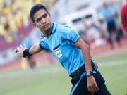 Bóng đá - Trọng tài người Thái cầm cân trận chung kết ngược V-Leaque 2016