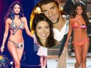Phim - Bà xã hoa hậu cực bốc lửa của kình ngư Michael Phelps