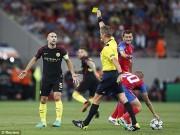 Bóng đá - Chi tiết Steaua Bucharest – Man City: Aguero lập hat-trick (KT)