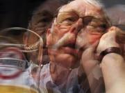 Người đàn ông nhập viện tâm thần vì rượu