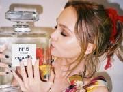 Thời trang - Con gái Johny Depp đầu quân cho nhà Chanel