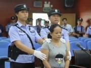 Thế giới - TQ tử hình trùm buôn bán trẻ em sống ở Việt Nam