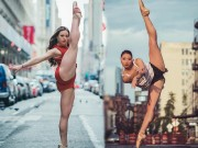 Bạn trẻ - Cuộc sống - Mê hồn ngắm vũ điệu ballet trên đường phố Mỹ