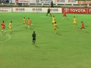 """Bóng đá - Sôi động V-League 17/8: SLNA """"ngã"""" ngay ở thành Vinh"""